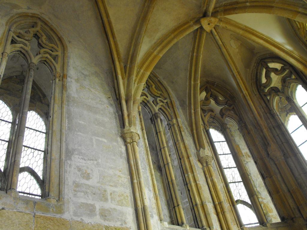 hrad Bezděz - kaple